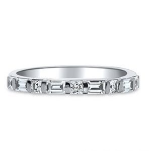 Jewelry - STERLING SILVER WEDDING BAND